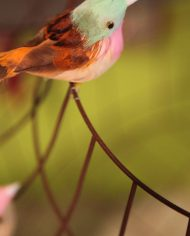 Hanglamp vogels sfeer