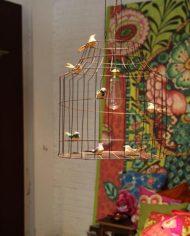 Hanglamp vogels sfeer 3